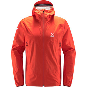Haglöfs L.I.M Proof Multi Jacket Men, habanero
